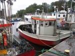 Album Odbiór techniczny silnika morskiego John Deere