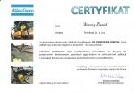 Album Certyfikaty szkoleń