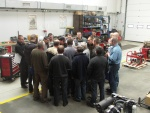 Album Szkolenie zzakresu obsługi serwisowej oraz podstawowej diagnostyki silników Yanmar serii Li TNV prowadzone przez TECHBUD 28.03.2012