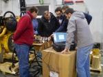 Album Szkolenie zzakresu silników morskich John Deere PowerTech sterowanych mechanicznie ielektronicznie prowadzone przez TECHBUD 27.11.2014