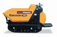 Minitransporter Yanmar seria-60