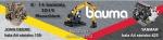 Międzynarodowe targi maszyn iurządzeń budowlanych igórniczych Bauma 2019 Monachium
